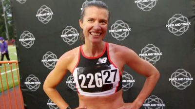 Kim Conley Back On The Track After 11 Months Away