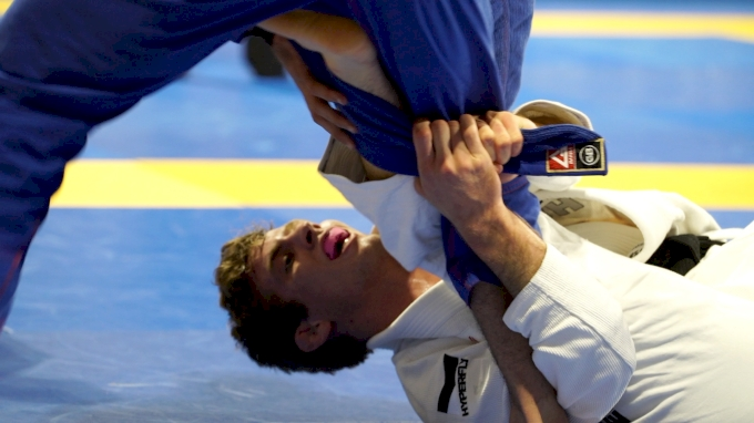WATCH: Keenan's Effortless Worm Guard Arm Bar