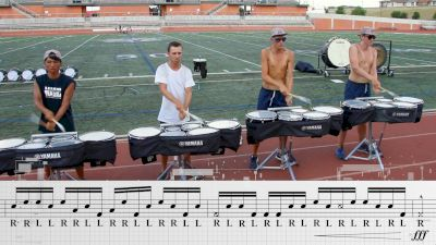 Break It Down: Crossmen 2018 Tenor Feature