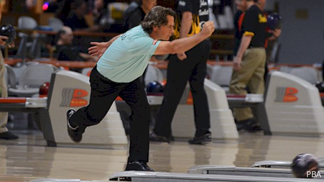 Voss Survives Thriller To Win PBA60 National Champ