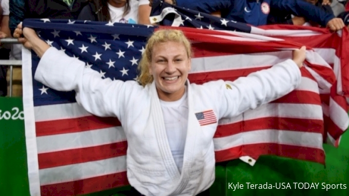 picture of Kayla Harrison