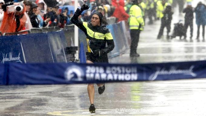 picture of 2021 Boston Marathon