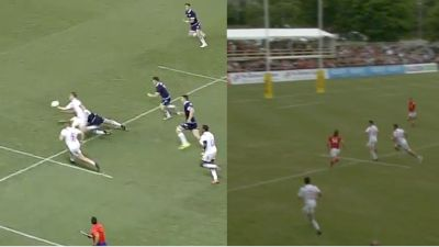 De-AJ-a Vu: MacGinty Sets Up Two Identical Tries In Two Weeks