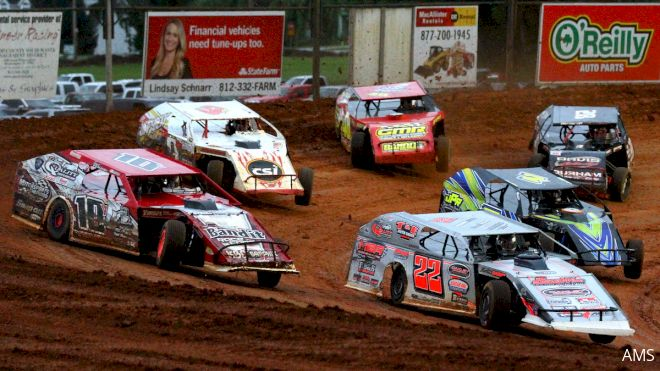 4th Annual Dirt Modified Mega 100