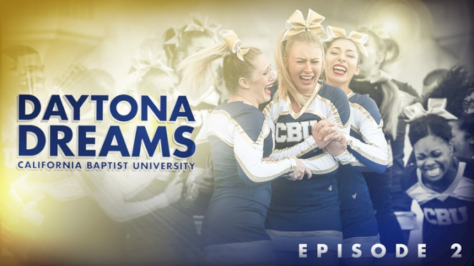 Daytona Dreams: CBU (Episode 2)