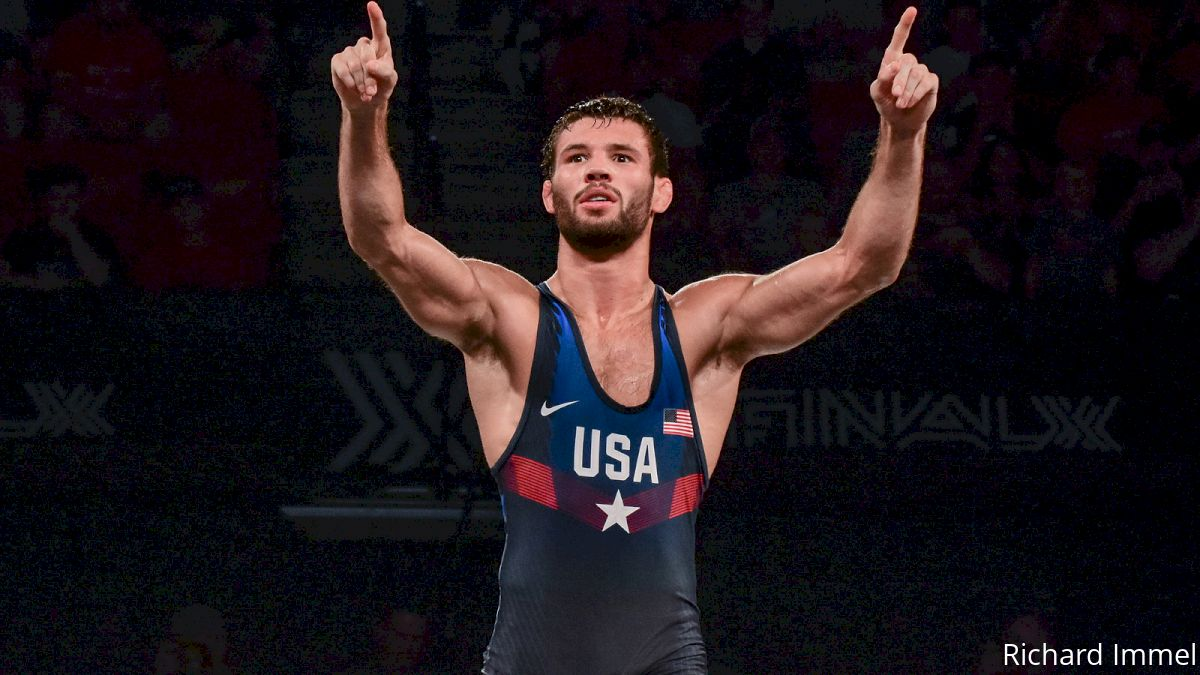 57kg Worlds Preview - Thomas Gilman's Time To Win Gold