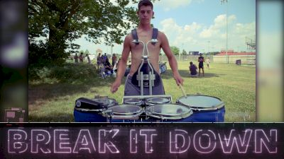 Break It Down: Bluecoats Tenors