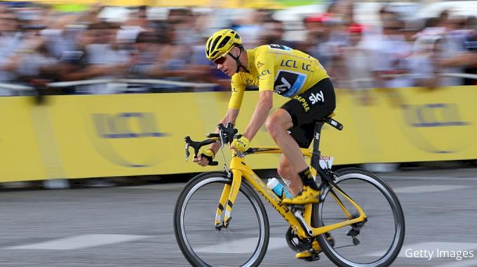 picture of Chris Froome Tour de France 2021