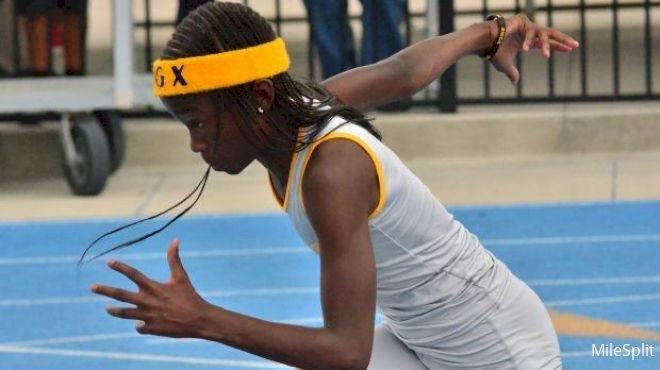 13-Year-Old Cha'iel Johnson Nearing Tyrese Cooper Levels In AAU Track