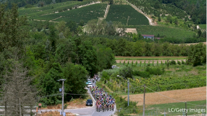 Race Replay: 2018 Giro Rosa Stage 2