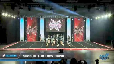 Supreme Athletics - Supremacy [2021 L3 Senior Coed - Medium Day 1] 2021 JAMfest Cheer Super Nationals