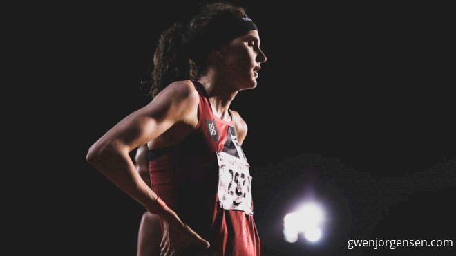 Gwen Jorgensen Trusting The Process In Marathon Build-Up