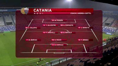 Sassuolo vs. Catania - Sassuolo vs Catania