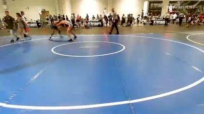 141 lbs Final - Gabriel Howard, Mustang WC vs Joseph Wicker, Otero Wrestling