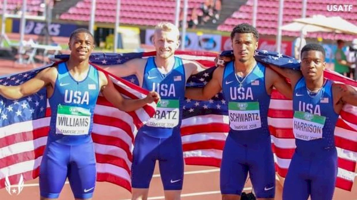 U20s Day 5 Recap: Team USA Finally Lands Gold