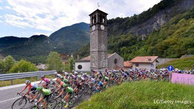 2018 Giro Rosa Stage 9 Highlights