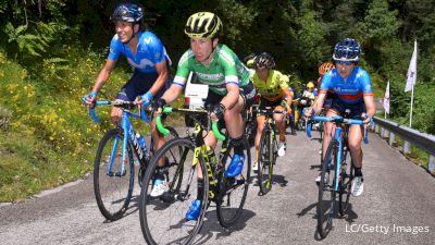 Race Replay: 2018 Giro Rosa Stage 9