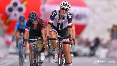 2018 Giro Rosa Stage 10 Highlights