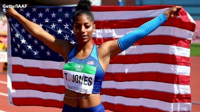 U20s Day 6 Recap: Tia Jones Wraps Up U20s With Gold