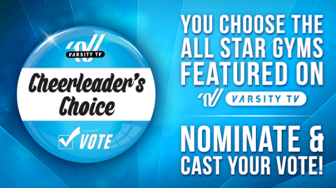 Nominate Your All Star Gym Today!