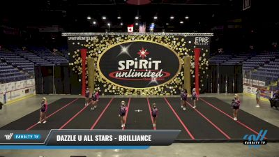 Dazzle U All Stars - Brilliance [2021 L2 Junior - Small] 2021 PA Championship