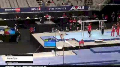 Joseph Pepe - High Bar, North Valley Gym - 2021 US Championships