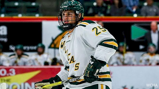 Coast To Coast: WCHA, AHA Boast NCAA Breakouts & NHL Hopefuls In 2021