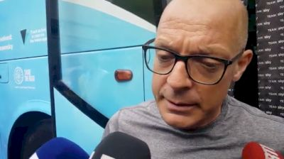 Brailsford Says Race Win 'Lies With Geraint'