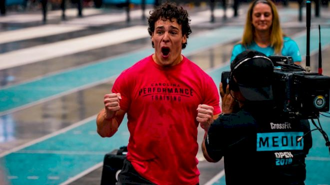 2018 CrossFit Games: Ethan Helbig Works His Way To The Top