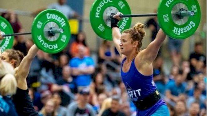 2018 CrossFit Games: Mekenzie Riley Talks Obsession, Success, & Balance