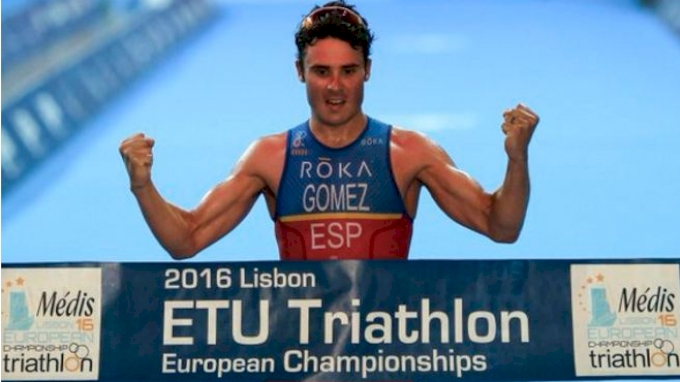 picture of 2018 European Triathlon Championships