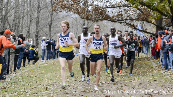 picture of 2018 DI NCAA XC Championships