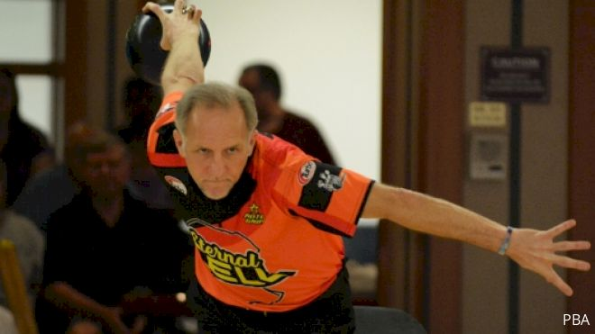 Mohr Leads After One Round At PBA60 Dick Weber