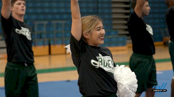 The Dynasty Continues: Shelton State Cheer