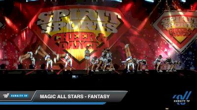 Magic All Stars - Fantasy [2020 L6 Senior - XSmall Day 2] 2020 Spirit Sports: Duel In The Desert