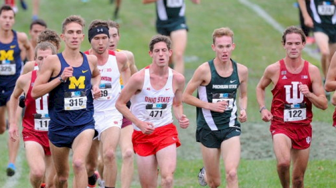 picture of 2018 Big Ten XC Championships