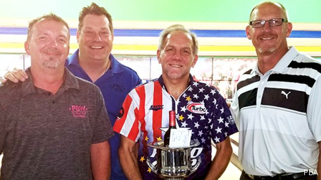 Ron Mohr Strikes Out In 10th Frame Of Title Match To Win PBA60 Championship