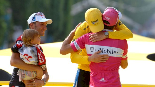 Lance Armstrong Visits Troubled Former Rival Ullrich In Germany