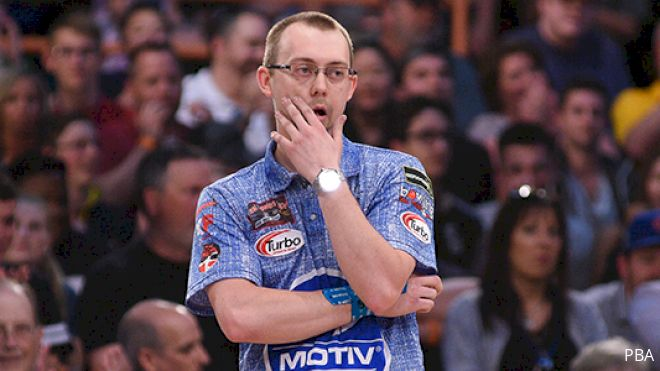 EJ Tackett Leads PBA Gene Carter's Pro Shop Qualifiers Into Cashers Round