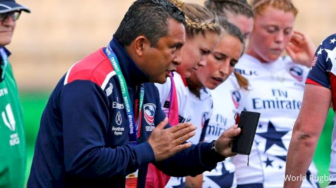 Walker Out As Women's 7s Coach Maybe Shouldn't Be A Surprise?