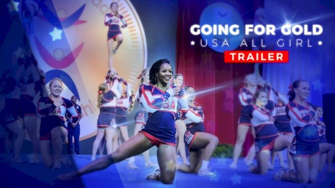Going For Gold: USA All Girl (S3 Trailer)