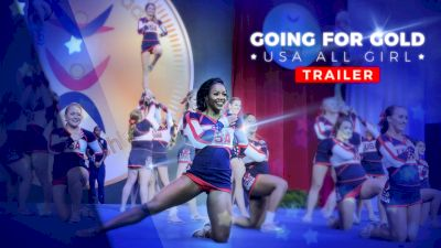 Going For Gold: USA All Girl | Season 3 (Trailer)
