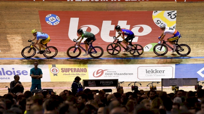 picture of 2018 Tissot UCI Track World Cup Berlin (CAN Only)