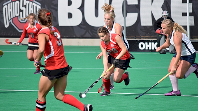 picture of 2019 Boston University vs Ohio State | Big Ten Field Hockey