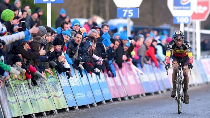 picture of 2018 DVV Trofee: GP Sven Nys (Baal)