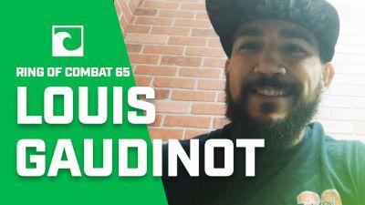 UFC Veteran Louis Gaudinot Talks ROC 65