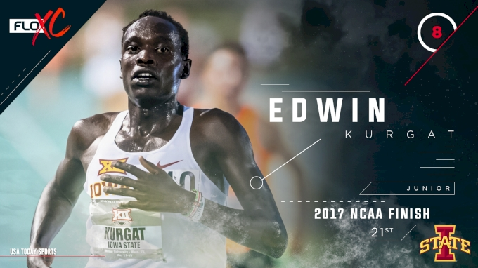 picture of Edwin Kurgat