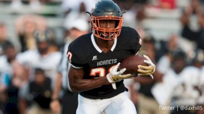 Booker T. Washington, Horn Lake Feature Two Of Nation's Best Players