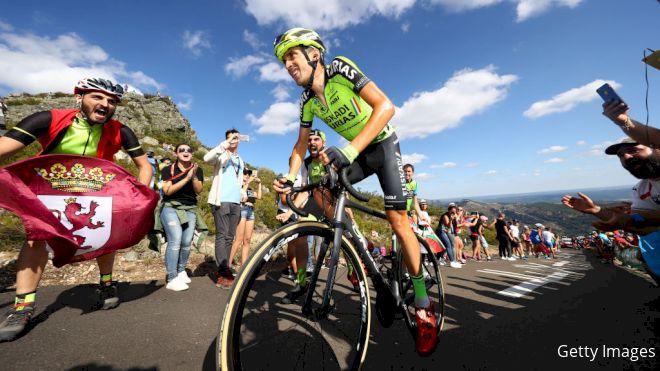 Rodriguez Wins Vuelta Stage 13, Herrara Retains Tour of Spain Lead