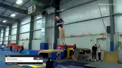Dulcy Caylor - Vault, Texas Dreams Gymnastics - 2021 American Classic and Hopes Classic